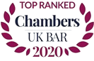 top ranked chambers UK bar 2020